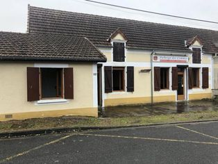 Annonce vente Local commercial imphy