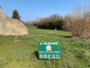 Annonce vente Terrain saint-aubin-les-forges