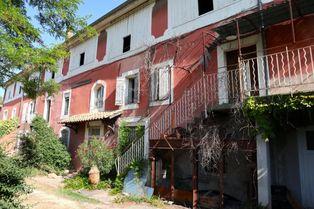 Annonce vente Appartement avec garage châteauneuf-de-gadagne