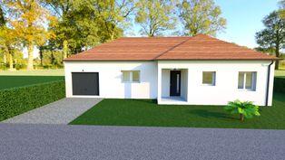 Annonce vente Maison avec garage saint-lyé