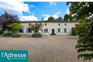 Annonce vente Maison avec terrasse cognac