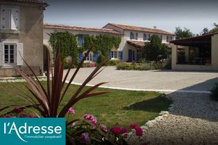 Annonce vente Maison avec terrasse segonzac