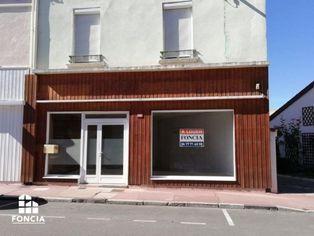 Annonce location Local commercial avec bureau roanne