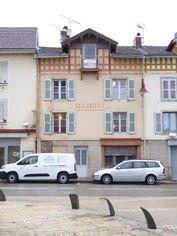 Annonce vente Immeuble avec cave saint-lupicin