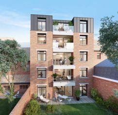 Annonce vente Appartement avec garage marcq-en-barœul