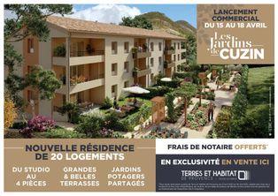 Annonce vente Appartement avec terrasse digne-les-bains