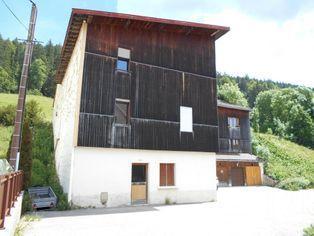 Annonce vente Appartement avec garage bois-d'amont