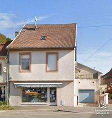 Annonce vente Maison avec garage raon-l'étape