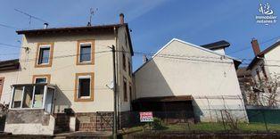 Annonce vente Maison avec grenier raon-l'étape