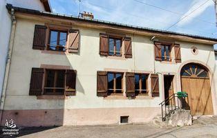 Annonce vente Maison avec grenier celles-sur-plaine