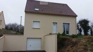 Annonce vente Maison avec terrasse brouay