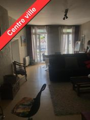 Annonce vente Appartement avec terrasse bolbec