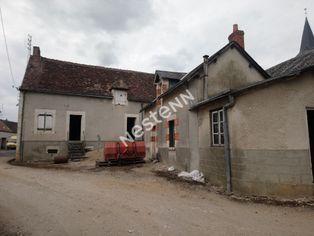 Annonce vente Maison avec grange fléré-la-rivière