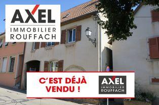 Annonce vente Maison rouffach