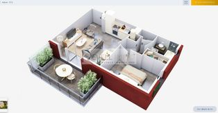 Annonce vente Appartement avec jardin carros