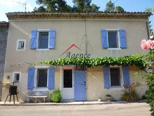 Annonce vente Maison robiac-rochessadoule
