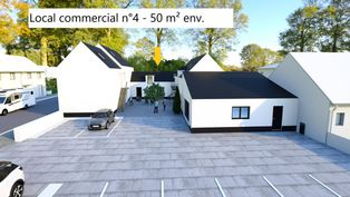 Annonce location Local commercial crach