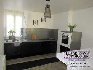 Annonce vente Appartement courcelles-chaussy
