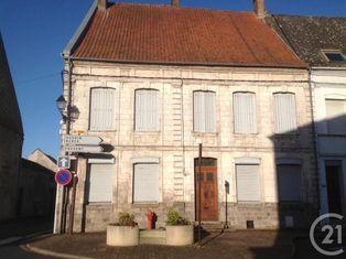 Annonce vente Maison avec cave auxi-le-château
