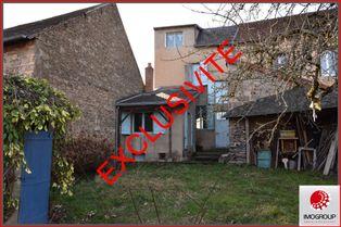 Annonce vente Maison le mayet-de-montagne