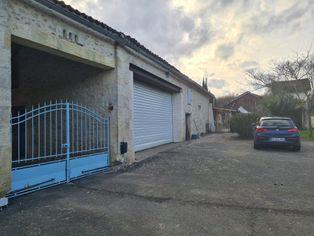 Annonce vente Maison avec garage blasimon