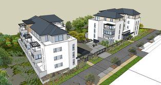 Annonce vente Appartement avec terrasse trélazé