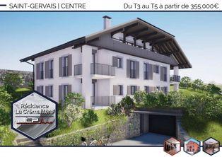 Annonce vente Appartement avec garage saint-gervais-les-bains