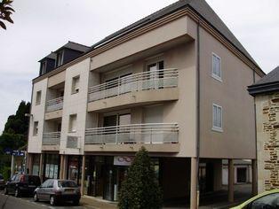 Annonce location Appartement montauban-de-bretagne