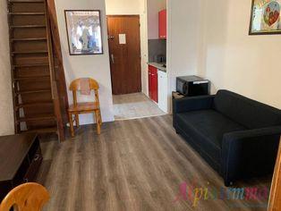 Annonce vente Appartement avec mezzanine les deux alpes