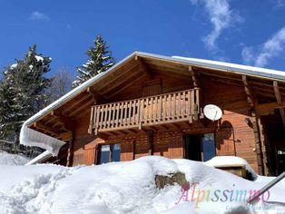 Annonce vente Maison avec terrasse les deux alpes