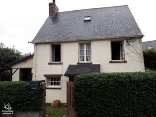 Annonce vente Maison avec cave montilly-sur-noireau