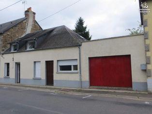 Annonce vente Maison avec cheminée saint-clair-de-halouze