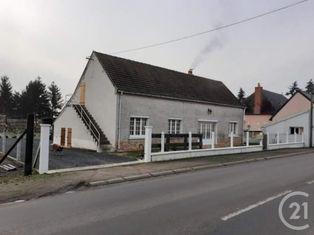 Annonce vente Maison avec cave treteau