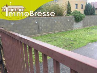 Annonce location Parking avec terrasse attignat