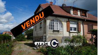 Annonce vente Maison wittelsheim