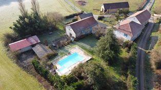 Annonce vente Maison avec piscine orthez