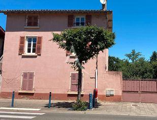 Annonce vente Maison charnay-lès-mâcon