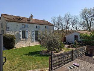 Annonce vente Maison avec grange savignac-sur-leyze