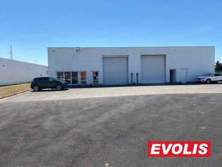 Annonce location Local commercial avec parking roye