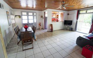 Annonce vente Maison avec terrasse le lamentin