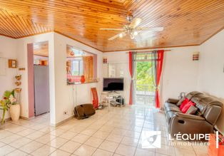 Annonce vente Maison avec garage le lamentin
