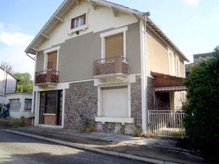 Annonce vente Maison avec terrasse livinhac-le-haut