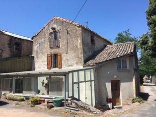 Annonce vente Maison avec grange belmont-sur-rance