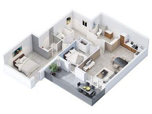 Annonce vente Appartement avec terrasse gigean