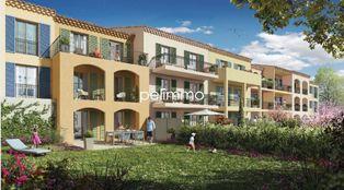 Annonce vente Appartement avec terrasse eyguières