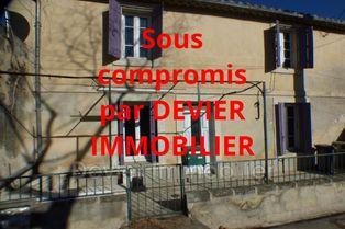 Annonce vente Maison saint-geniès-des-mourgues