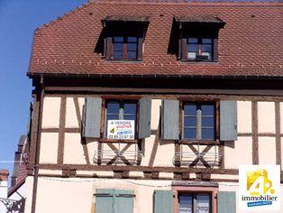 Annonce vente Appartement eguisheim