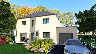 Annonce vente Maison avec garage ézanville