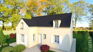 Annonce vente Maison avec jardin domont