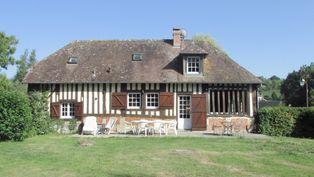 Annonce vente Maison au calme hermival-les-vaux